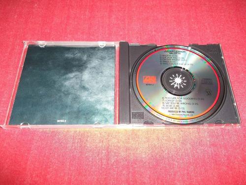julian lennon - valotte cd imp ed 1990 mdisk