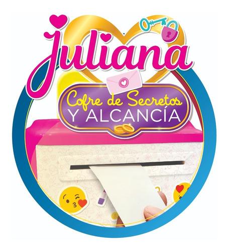 juliana cofre de secretos alcancia jyj educando