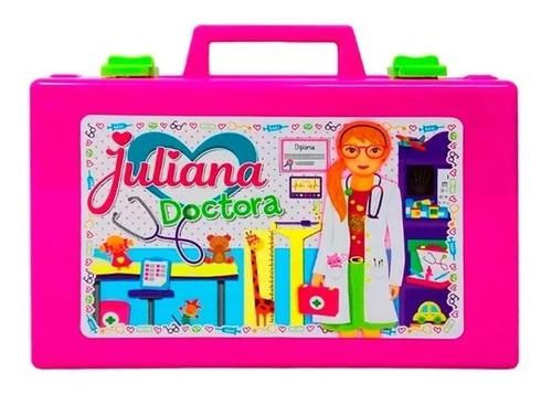 juliana doctora grande valija luz y sonidos creciendo