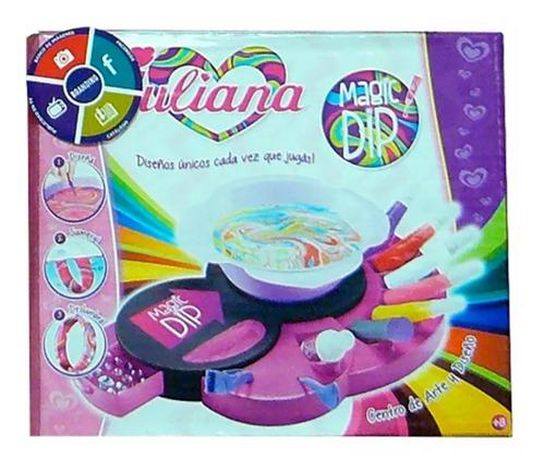 juliana magic dip para decorar centro de diseño original ful
