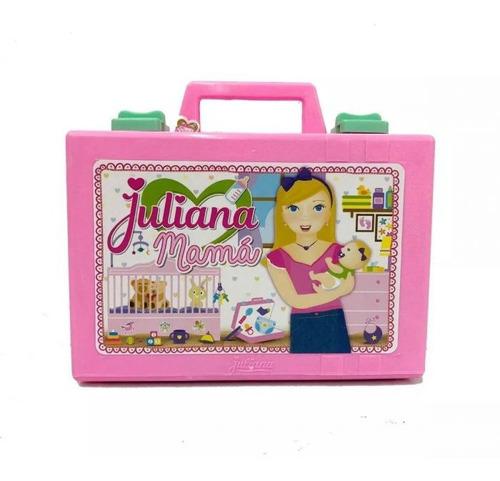 juliana mama mamá valija chica accesorios nenas tv educando