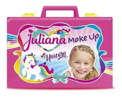 juliana valija magic unicorn unicornio make up @ micieloazul