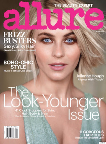 julianne hough revista allure