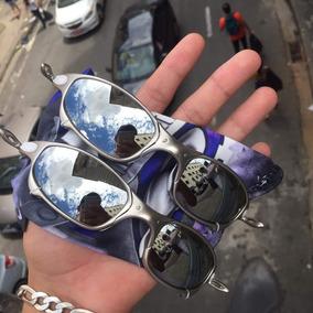 b2fad6c59 Oakley Juliet Plasma Ice Iridium - Óculos no Mercado Livre Brasil