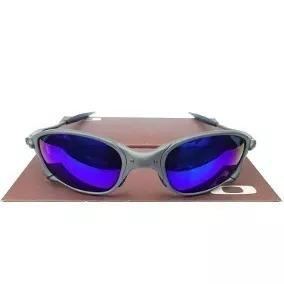 2d3ee2f92 Folha Polarizada 40x40 De Sol Oakley Juliet - Óculos De Sol Oakley ...