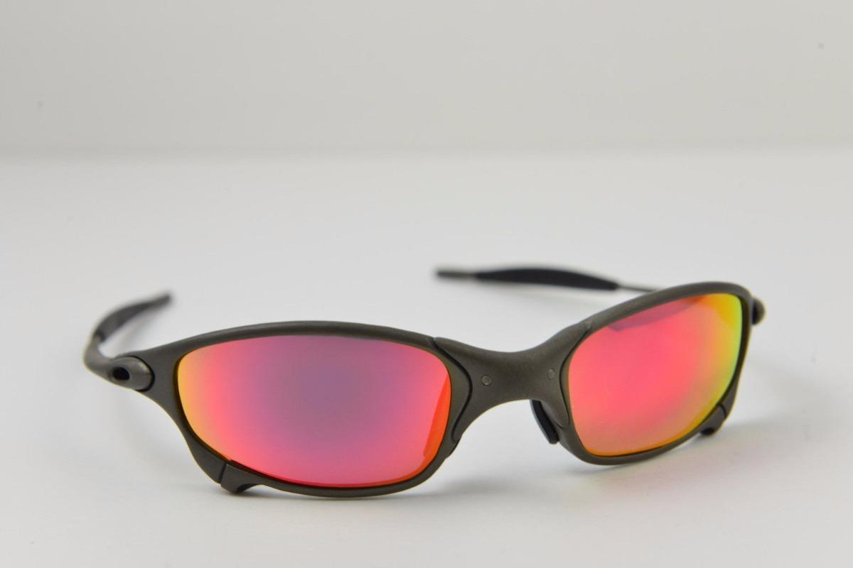 Oakley Juliet X Metal Rubi Oculos Numerado Original Top - R$ 1.300 ...