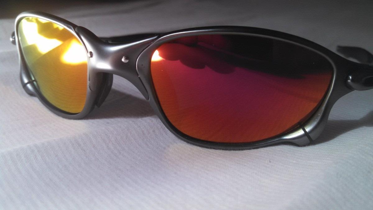 b75da05082810 juliet ruby vermelho polarizado oakley + brinde - no brasil. Carregando  zoom.