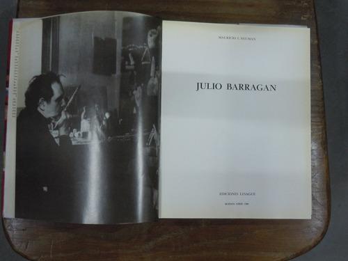 julio barragan - ediciones lesague