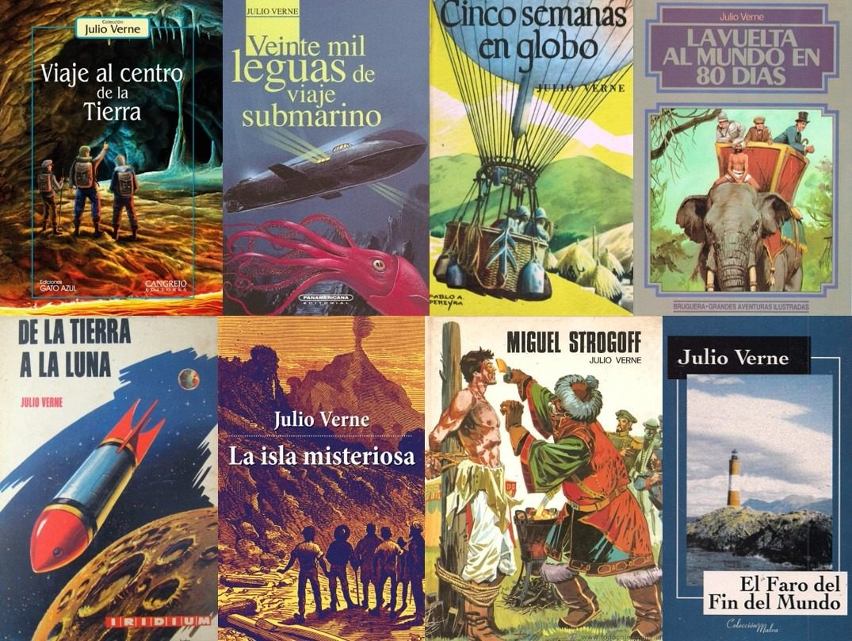 Julio Verne - Colección Completa De Libros Digitales En Pdf - S/ 20,00 En Mercado Libre  @tataya.com.mx