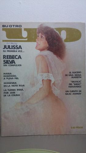 julissa revista su otro yo ago 1978