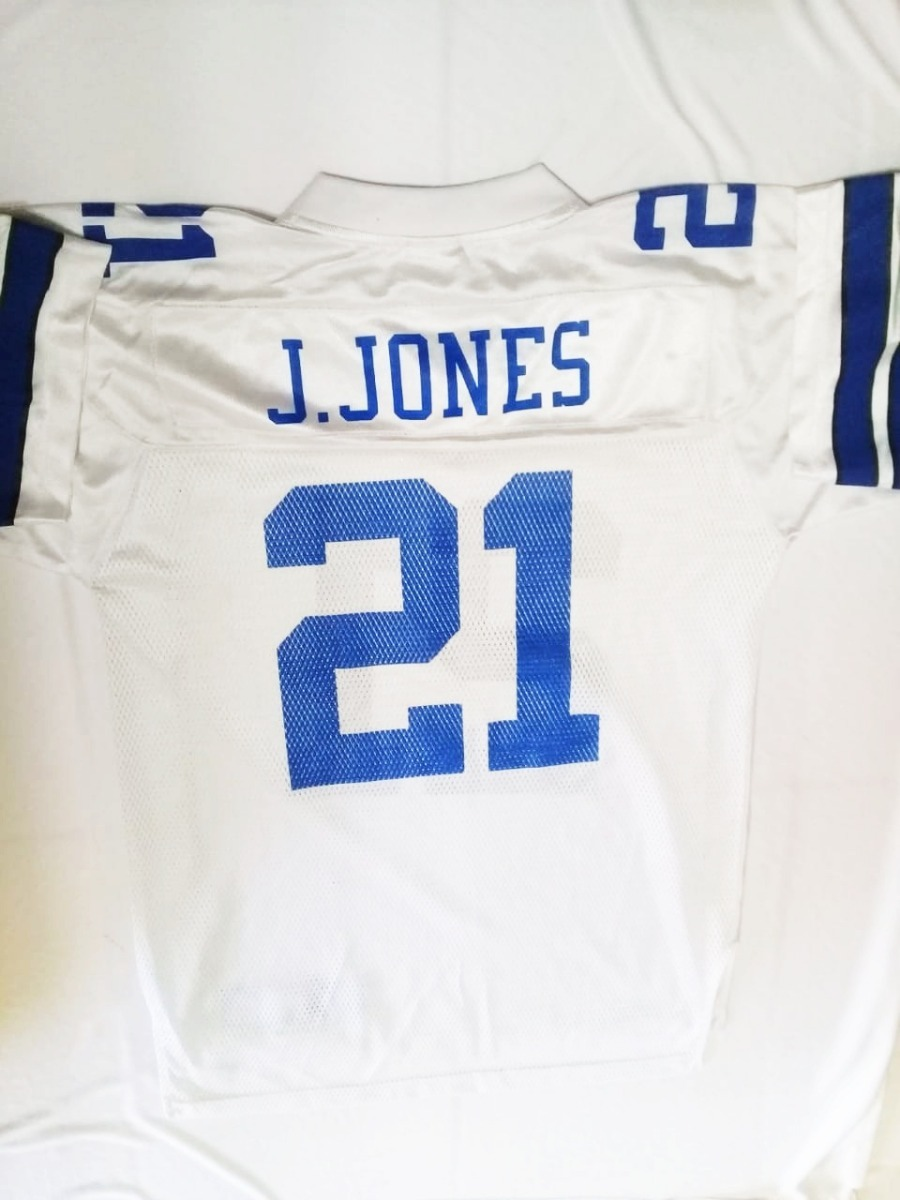 uk availability cdae0 96ae6 Julius Jones Jersey De Jugador M Autografiado #21 Cowboys - $ 2,000.00