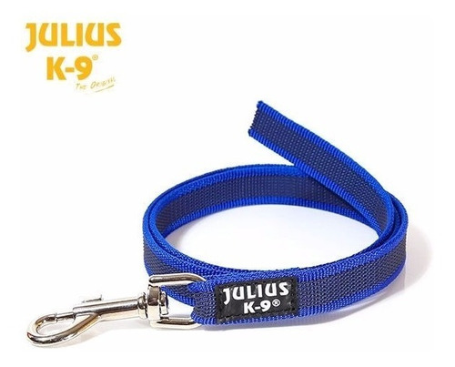 julius k-9 paseador nylon ,1,20 mts, hasta 50 kg, original