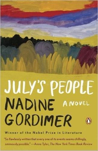 july s people - nadine gordimer - penguin