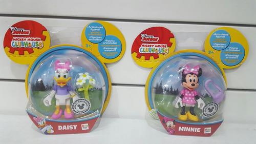 july toys - figuras club house mickey mouse disney junior