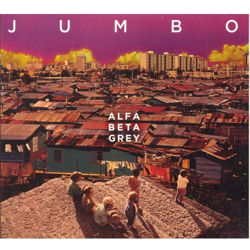 jumbo alfa beta grey disco cd con 10 canciones