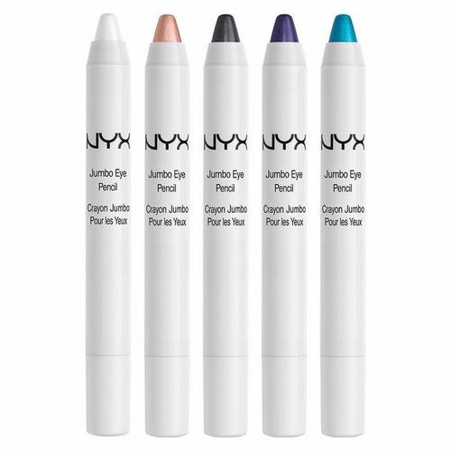 jumbo nyx sombra eye pencil - lápis de sombra promoção