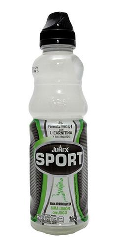 jumex sport isotonico td lima limon de 600 ml