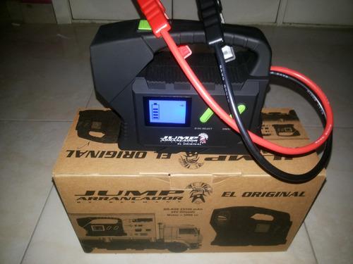 jump arrancador de baterias