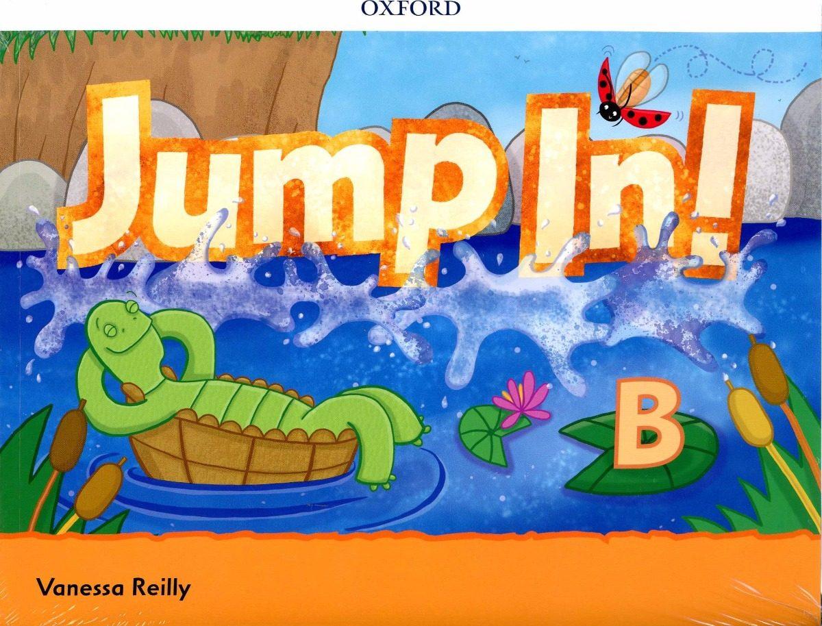 jump in level b classbook pack 630 00 en mercado libre
