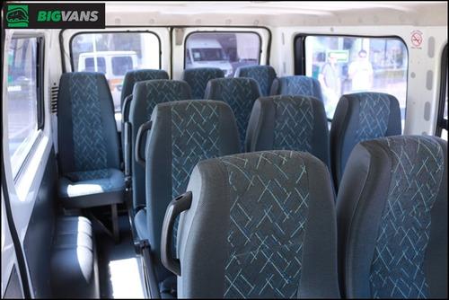 jumper 2007 minibus executiva 16l branca (5557)