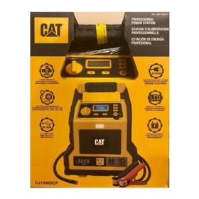 Jumper Cat Compresor Invertidor  Arrancadorcargador 1000amp Digital  Envio Gratis