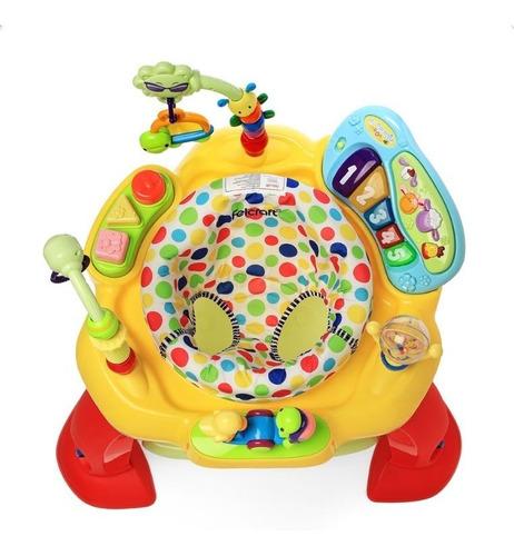 jumper felcraft rebotador centro de actividades musica sonid