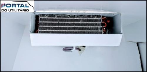 jumper furgão refrigerado -2014- branca -8 graus, muito nova