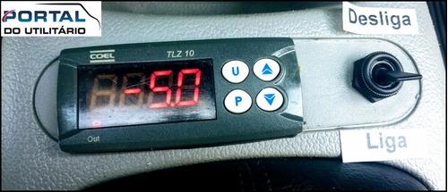 jumper furgão refrigerado -2014- branca, -8 graus ! top !!