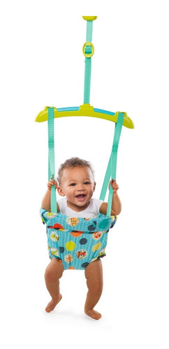 jumper hamaca saltarín para bebé kaleidoscope bright starts