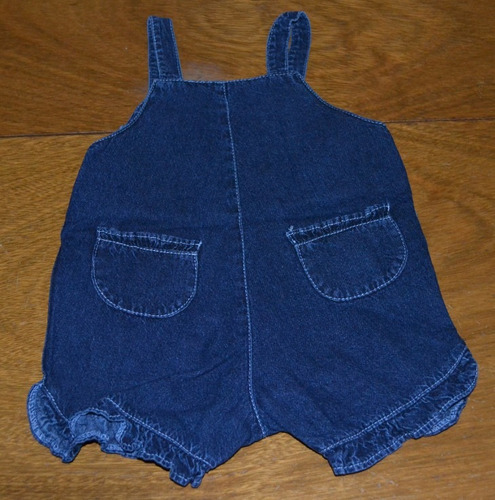 jumper jean junior pima unisex 6 y 9 meses little treasure
