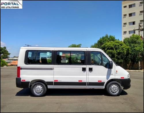 jumper minibus -2014- único dono, 16 lug, baixíssimo km !!