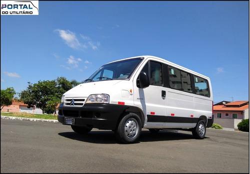 jumper minibus -2014- único dono, 16 lugares, baixo km !!