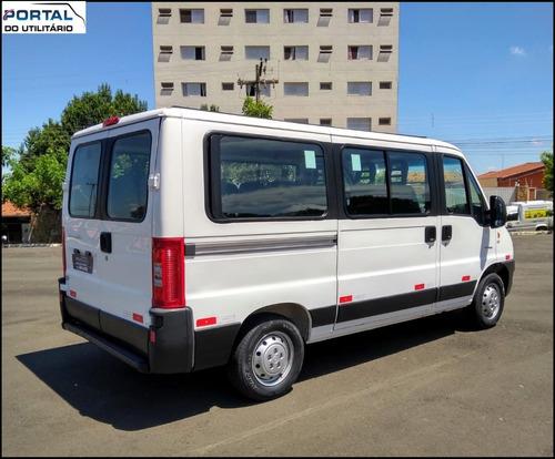 jumper minibus -2014- único dono, baixo km, nota 10 !!