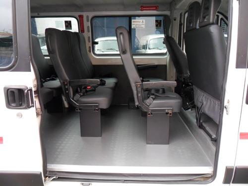 jumper minibus c/ ar condicionado 16 lugares  n~ducato/boxer