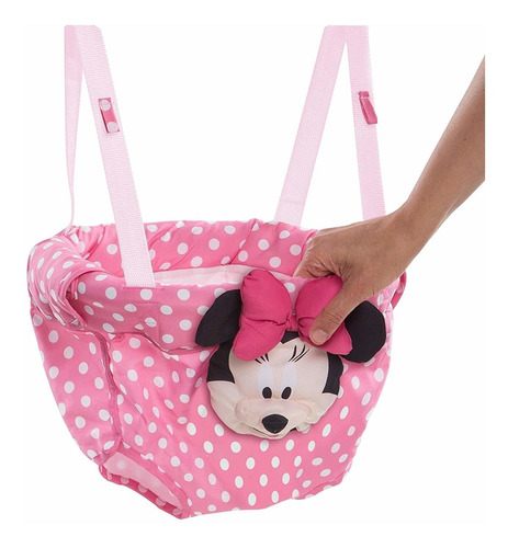 jumper minnie mouse hamaca bright starts bebés y niños