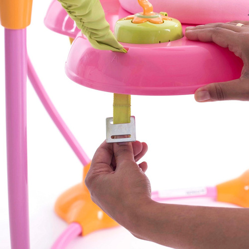 jumper play time safety 1st pink