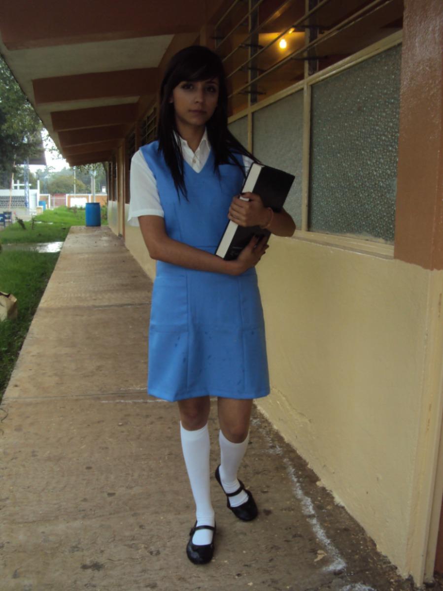 f281fd5df5462 jumper uniforme escolar secundaria federal azul 2do grado. Cargando zoom.
