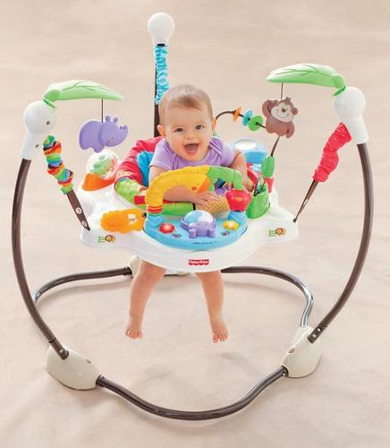 Jumperoo fisher price para bebes 4 en mercado libre for Espejo retrovisor bebe fisher price
