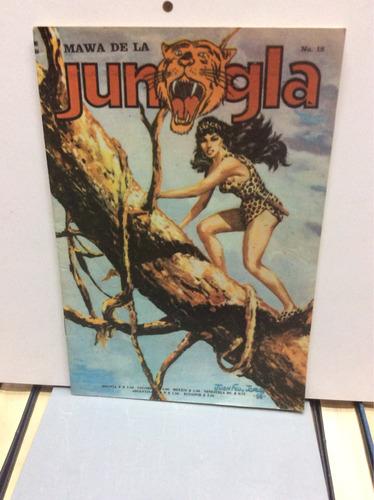 jungla-número 18-cómic de colección-aventura
