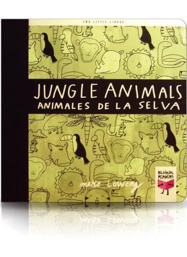 jungle animals = animales de la selva(libro )