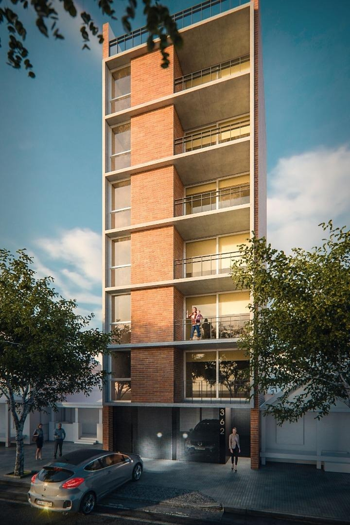 junin 360 piso exclusivo 2 dormitorios, amenities