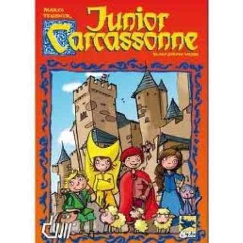 Junior Carcassonne Juego De Mesa Para Ninos Y Grandes 549 00 En