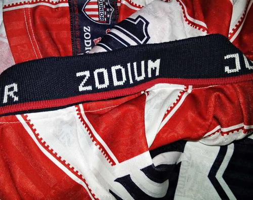 junior de barranquilla año 2000 marca zodium. en descuento!!