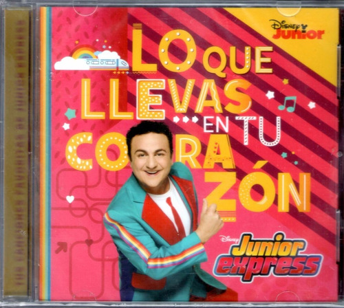 junior express topa lote de 5 cds - los chiquibum