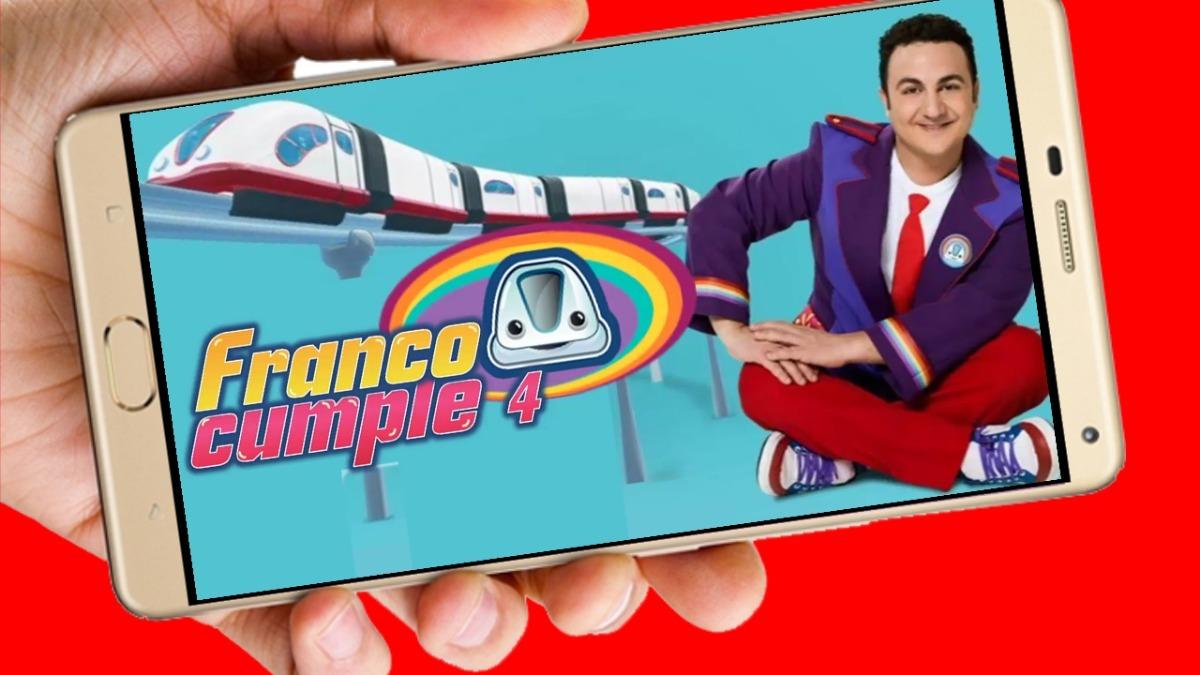 Junior Express Video Tarjeta Invitación Cumpleaños Whatsapp