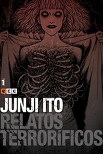 junji ito: relatos terroríficos núm. 01 (ecc comics)