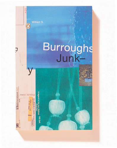 junky: the definitive text of  junk  - william burroughs