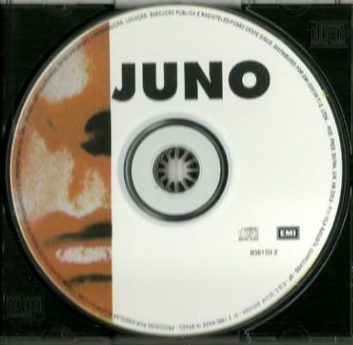 juno andrade - juno cd musica brasilera pop 1995 rareza
