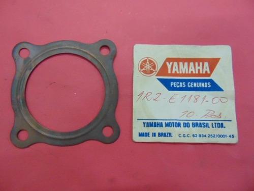 junta cabeçote rd75 yamaha original 1r2-e1181-00