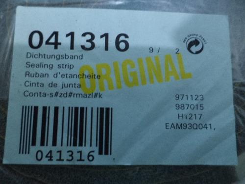 junta de vedação placa balay  041316
